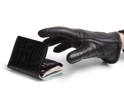 Einfacher Diebstahl