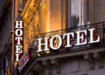 Hotelkosten