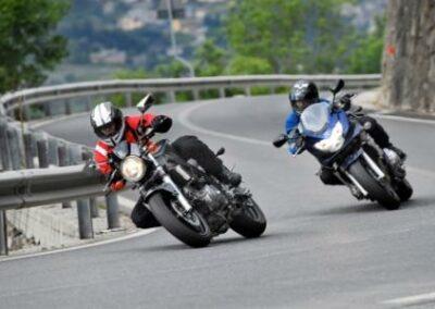 Motorrad-Kaskoversicherung