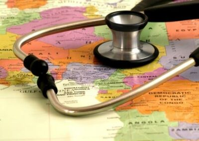 Internationale Krankenversicherung