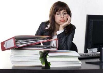 Burnout-Syndrom führte zur Leistung