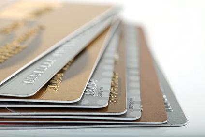 Gebühren bei Kreditkarten