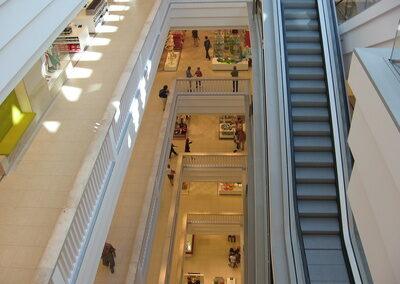 Haftung eines Kaufhauses bei Verletzungen von Kindern