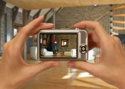 Hausratversicherung: Hausrat fotografieren