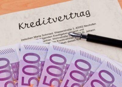 Privatkredit – versteckte Kosten