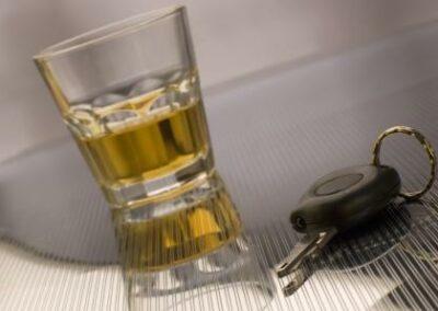 Trunkenheit am Steuer
