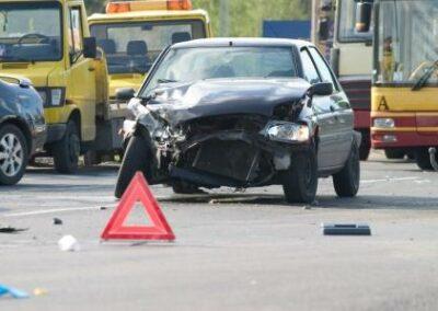 Unberechtigtes Entfernen vom Unfallort