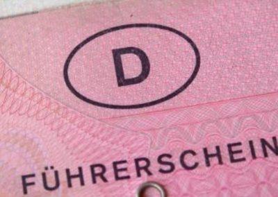 Was ist eine Führerscheinregelung?