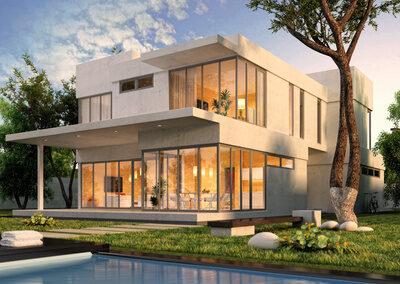 Wohnflächenberechnung in der Gebäudeversicherung