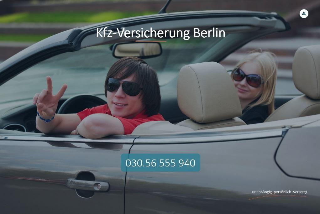 Kfz-Versicherung-Berlin-Auto-Versicherung-Agentin-Versicherungsmakler-Berlin-Andre-Boettcher