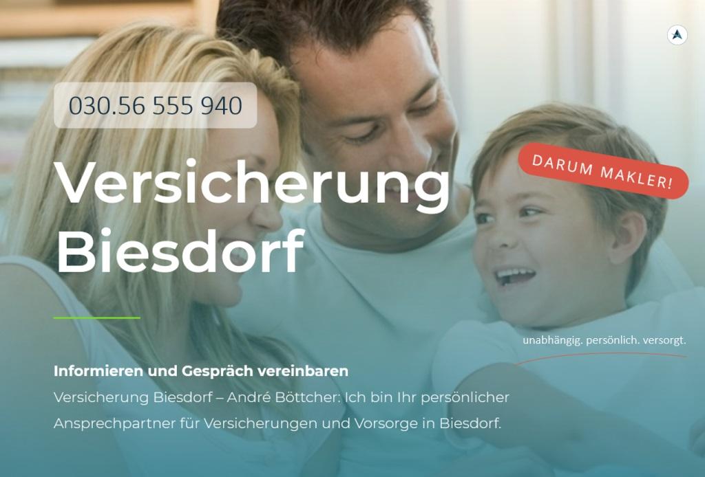 Versicherung-Biesdorf-Agentin-Versicherungsmakler-Berlin-Andre-Boettcher